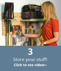 StoreWALL™: Garage Storage U0026 Organization Systems