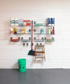 maintenance and janitorial storage